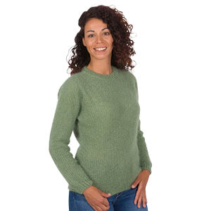 Pull laine col rond - Missègle: fabricant de pull en laine Made in France