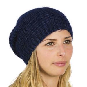 Bonnet laine gavroche bonnes affaires
