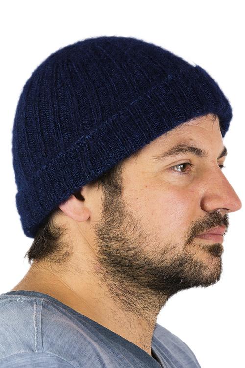 Bonnet laine Homme