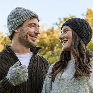Bonnet laine grand froid