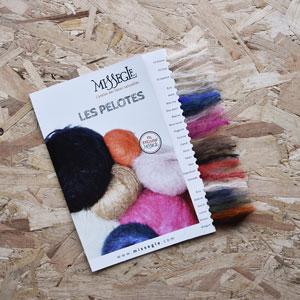 Brochure de présentation de nos laines