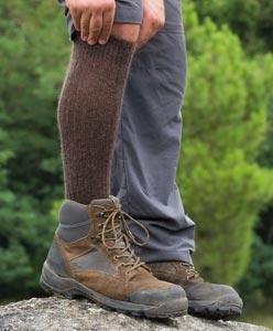 Chaussettes chaudes Annapurna hautes Bonnes affaires