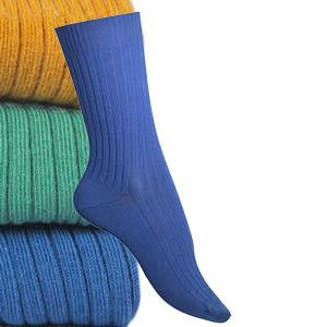 Chaussettes coton Santé Bonnes affaires