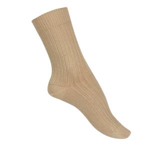 Chaussettes sans élastique coton bio