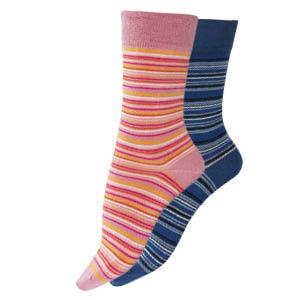 Chaussettes Coton Multicolores Bonnes affaires