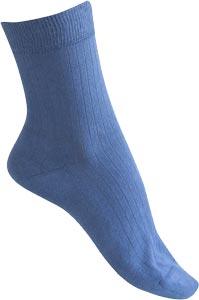 Chaussettes sans couture coton bio sportives