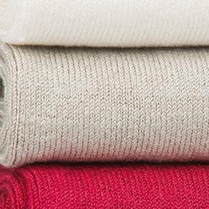 Chaussettes en soie Bonnes affaires