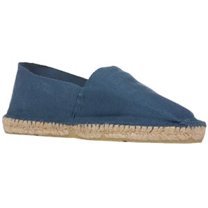 Espadrilles traditionnelles Jean - Missègle: vente d'espadrilles Made in France