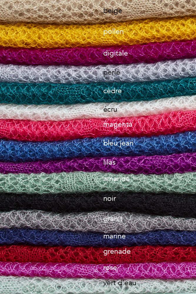 Etole Séduction laine