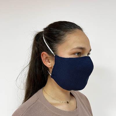 Comment Faire Un Masque Sans Machine A Coudre Avec Une Chaussette