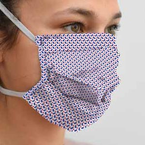 Masque tissu enfant