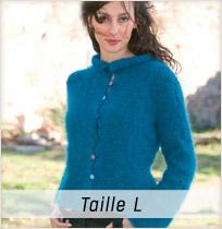 Modèle tricot Colchique taille L