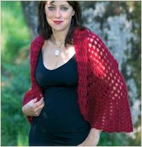Modèle tricot Églantine