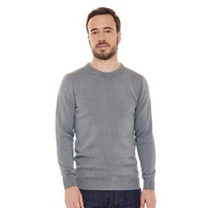 Pull coton bio homme