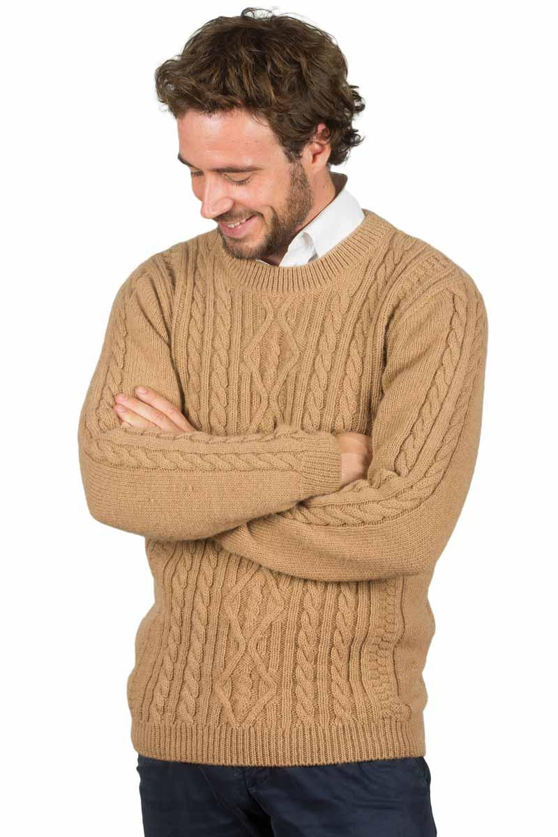 pull laine homme alpaga torsades miss gle fabricant de pull en laine pour homme. Black Bedroom Furniture Sets. Home Design Ideas