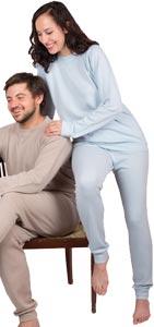 Pyjama laine Femme