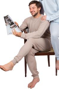 Pyjama laine Homme