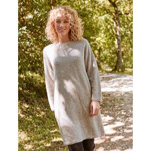 Robe pull en laine