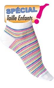 Socquettes coton peigné Enfants