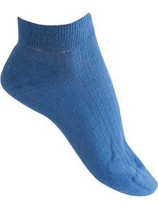 Socquettes coton bio sportives