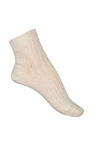Socquettes laine mohair
